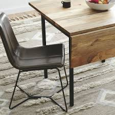 Expandable Farm Table Space Saving Dining Tables For Your Apartment Brit Co