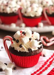 cocoa chocolate cupcake u2013 christmas party dessert food recipe