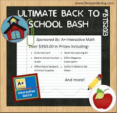Welcome Back Party Ideas by Ultimate Back To Bash Bts2013 U2013 3 Boys And A Dog