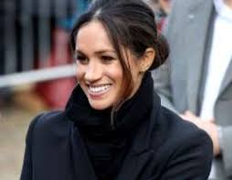 mismatched earrings did you notice that meghan markle wore two mismatched earrings today