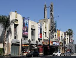 Most Beautiful Theaters In The Usa Pantages Theatre Hollywood Wikipedia