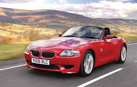 bmw z4 m review 2006 2008 parkers