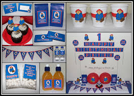 shop online personalised spiderman party decorations spiderman paddington bear personalised birthday party decorations supplies packs shop online australia banners bunting wall display cupcake