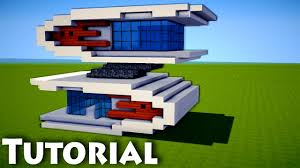 furniture sweet minecraft futuristic house houses tiny