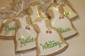 bridal luncheon favors sweet stirrings here lately