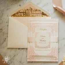 blush and gold wedding invitations wedding invitations pink and gold tbrb info tbrb info