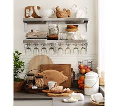 Pottery Barn Shelf Small Space Solutions 5 Ways With Wall Shelves