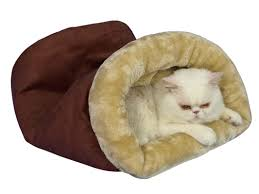 Cave Beds For Dogs Armarkat Tube Cat Bed U0026 Reviews Wayfair