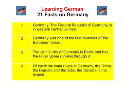 21 interesting germany facts