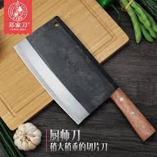 Forged Kitchen Knives Usd 99 21 Deng Home Knife Traditional Forged Carbon Steel Soil