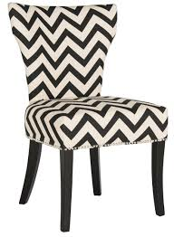 Zebra Dining Chair Dining Room Chairs Set Of 2 Safavieh Com