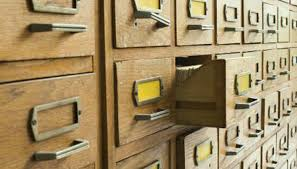 types of card catalogs synonym