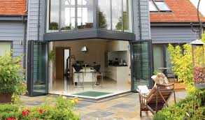 running into a glass door idsystems bifold doors sliding doors glass roofs