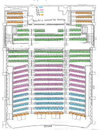 Staples Center Seat Map The Colony Theatre Los Angeles Tickets Schedule Seating Charts