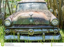 Old Ford Truck Junkyard - old ford in junkyard editorial stock photo image 57395993
