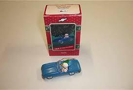 collector car ornaments