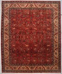 Bidjar Persian Rugs by Bidjar Rug Afghanistan 12 U00271 U201d X 14 U002710 U201d 368 X 452 Cm U2013 Material