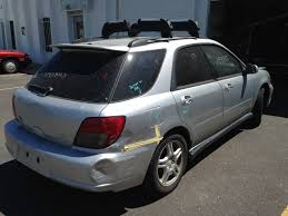subaru wagon 2003 subaru wrx wagon mt full part out 164k the subie recycler