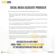 Music Producer Resume Examples by Associate Producer Resume Virtren Com