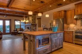 Rustic Kitchen Cabinets Rustic Kitchen Cabinets By Homecrest - Rustic modern kitchen cabinets