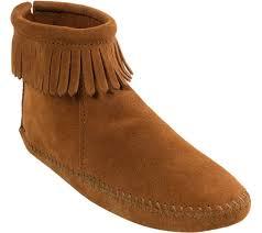 womens boots zipper back womens minnetonka back zipper boot softsole free shipping