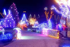 probably the most beautiful christmas lights decoration ever