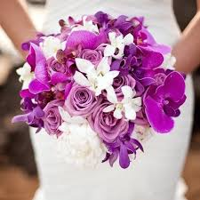 Purple And White Wedding 284 Best The Bouquet Passionate Purples Images On