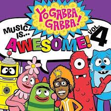 yo gabba gabba compilation features roots belle