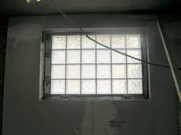 brique de verre cuisine le chassis de brique de verre de la cuisine changé l atelier de