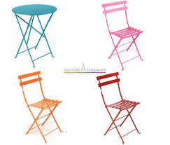 chaises fermob location kit 3 chaises 1 table fermob