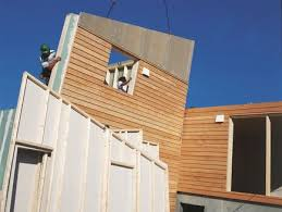 legno per rivestimento pareti knauf pareti a pannelli intelaiati prefebbricati