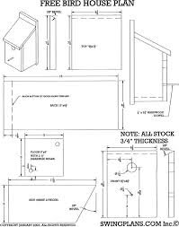 Easy Woodworking Plans For Free by 25 Best Bird House Plans Ideas On Pinterest Diy Birdhouse