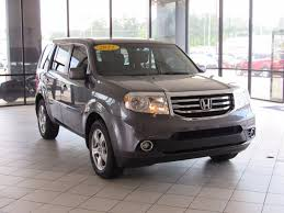 Honda Pilot New Body Style 2015 Used Honda Pilot 2wd 4dr Ex L At Landers Chrysler Dodge Jeep