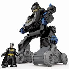 nerf remote control tank imaginext batman transforming batbot remote controlled dc