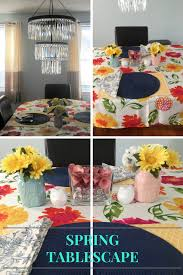 musings by candace jean my dining room spring tablescape