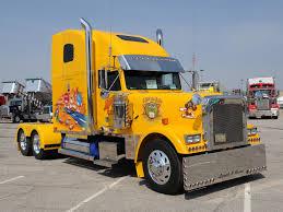 glitter truck truck driver worldwide show trucks