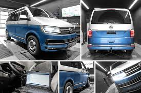 new volkswagen bus 2017 software optimisation vw t6 2 0 tdi bitdi