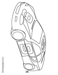 sport car coloring pages hellokids