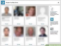 Print Resume From Linkedin 6 Ways To Use Linkedin Wikihow