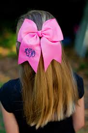 hair bows personalized preppy oversized hair bows