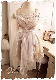 shabby chic tattered dress u2026 getting there lulu couture