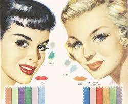 209 best 1950s makeup images on pinterest 1950s makeup make up