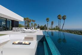 world class beverly hills contemporary luxury home with dramatic