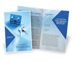 real estate brochure template design and layout download now