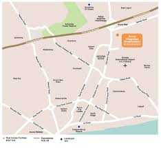 Accra Ghana Map Perennial Real Estate Holdings Limited Accra Integrated