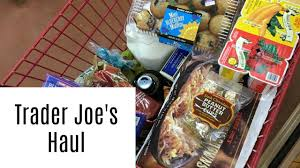 trader joe s gift baskets trader joe s haul august 2017