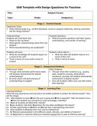 5 e lesson plan template new 2017 resume format and cv samples