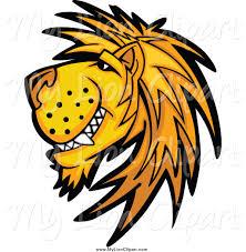 royalty free cartoon stock lion designs