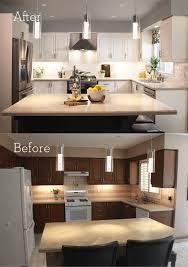 Quality Kitchen Makeovers - kitchen makeover on a budget tips by leigh ann allaire perrault