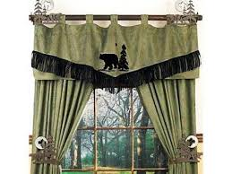 Rustic Curtains And Valances Stylish Decor Rustic Curtainshome Design Styling